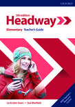 Учебник по английски език Headway Elementary Teacher's Guide with Teacher's Resource Center Fifth Edition