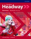 Учебна тетрадка по английски език Headway Elementary Workbook Without Key Fifth Edition