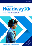 Учебник по английски език Headway Intermediate Teacher's Guide with Teacher's Resource Center Fifth edition