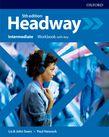 Учебна тетрадка по английски език Headway Intermediate Workbook with Key Fifth Edition