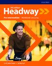 Учебна тетрадка по английски език Headway Pre-Intermediate Workbook without key Fifth Edition