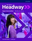 Учебна тетрадка по английски език Headway Upper-Intermediate Workbook with key Fifth Edition