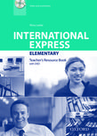 Учебник по английски език International Express Elementary Teacher's Resource Book with DVD Third Edition