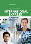 Учебник по английски език International Express Intermediate Student's Book Pack Third Edition