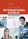 Учебник по английски език International Express Pre-Intermediate Student's Book Pack Third Edition