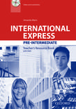 Учебник по английски език International Express Pre-Intermediate Teacher's Resource Book with DVD Third Edition