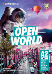 Open World Key Student's Book with Answers with Online Workbook