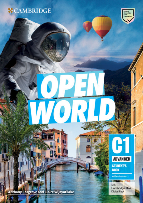 Open World Advanced C1 Student's Book without Answers