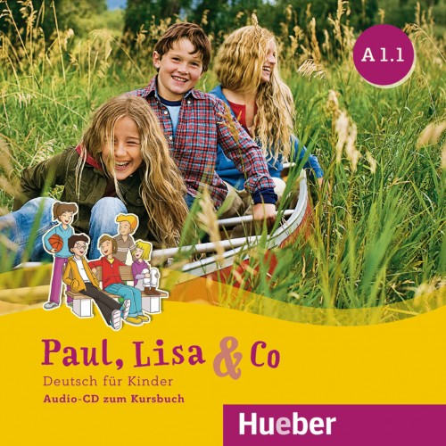 Paul, Lisa & Co A1/1 Audio-CD