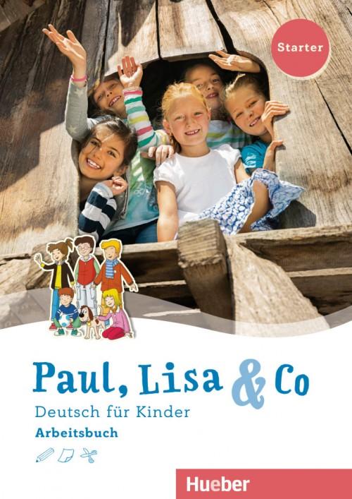 Paul, Lisa & Co Starter Arbeitsbuch