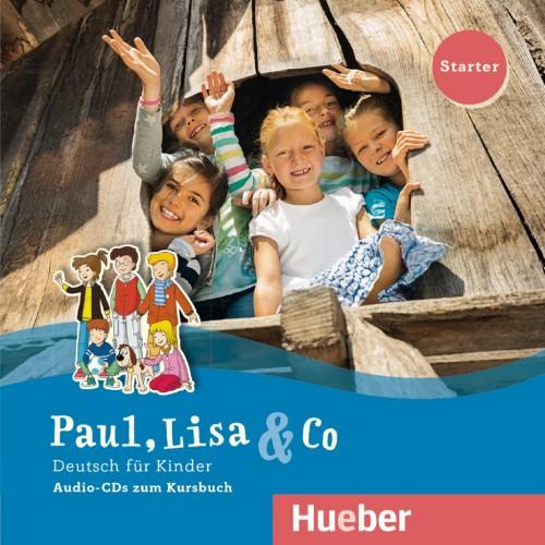 Paul, Lisa & Co Starter Audio CD