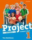 Project 1 Third Edition Student\'s Book. Учебник по английски език за 3 клас.