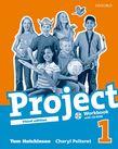 Project 1 Third Edition Workbook Pack.Учебна тетрадка по английски език за 3 клас.