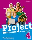 Project 4 Third Edition Student\'s Book.Учебник по английски език за 6 клас.