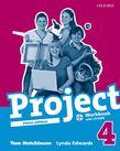 Project 4 Third Edition Workbook Pack.Учебна тетрадка по английски език за 6 клас.