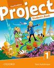 Project Level 1 Student's Book Fourth Edition.Учебник по английски език за 3 клас.
