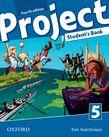 Project Level 5 Student\'s Book  Fourth Edition. Учебник по английски език за 7 клас.