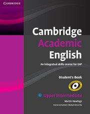Cambridge Academic English B2 Upper-intermediate Student's Book