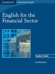 English for the Financial Sector B1-B2 Teacher's Book