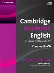 Cambridge Academic Englis Upper-intermedaite Class Audio CD