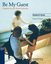 Be My Guest Student's Book ниво А1-В1