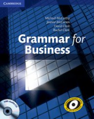 Grammar for Business with Audio CD; B1-B2