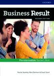 Business Result Pre-intermediate Teacher's Book and DVD. Учебник за учителя.
