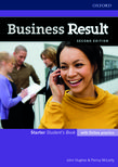 Business Result Starter Student's Book with Online Practice.Учебник по бизнес английски.