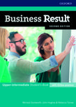 Business Result Upper-intermediate Student's Book with Online Practice.