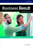 Business Result Upper-intermediate Teacher's Book and DVD. Учебник за учителя.