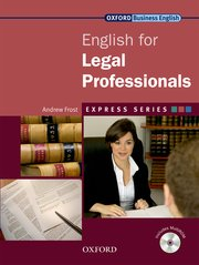 Express: English for Lawyers Student's Book and MultiROM