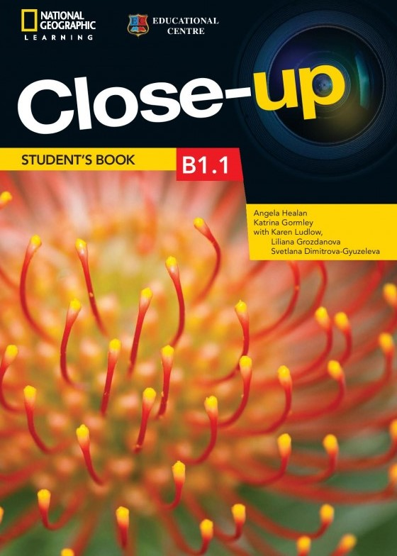 Close-Up B1.1 Bg Student's book.Учебник за ниво B1.1