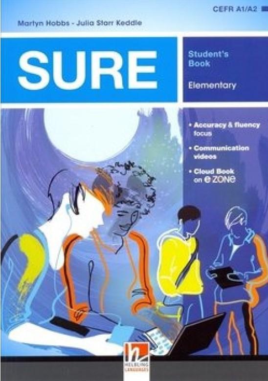 SURE Elementary Student's Book + e-zone