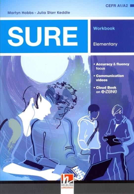 SURE Elementary Workbook + e-zone