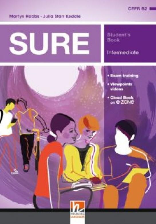 SURE Intermediate Student's Book + e-zone