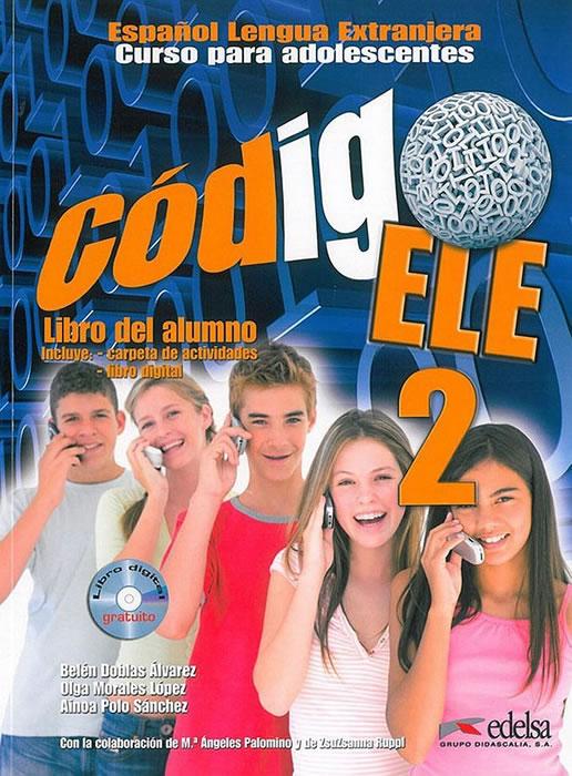 CÓDIGO ELE 2. LIBRO DEL ALUMNO A2+CD