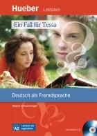Ein Fall für Tessa. Leseheft mit Audio-CD.Адаптирана книга за ниво А2.