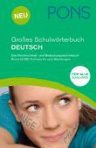 Großes Schulwörterbuch Deutsch
