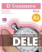 El Cronómetro A2 + CD.Manual de preparación del DELE nivel A2.