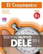 El Cronómetro B1 + CD.Manual de preparación del DELE nivel B1.Edición Nuevo DELE.