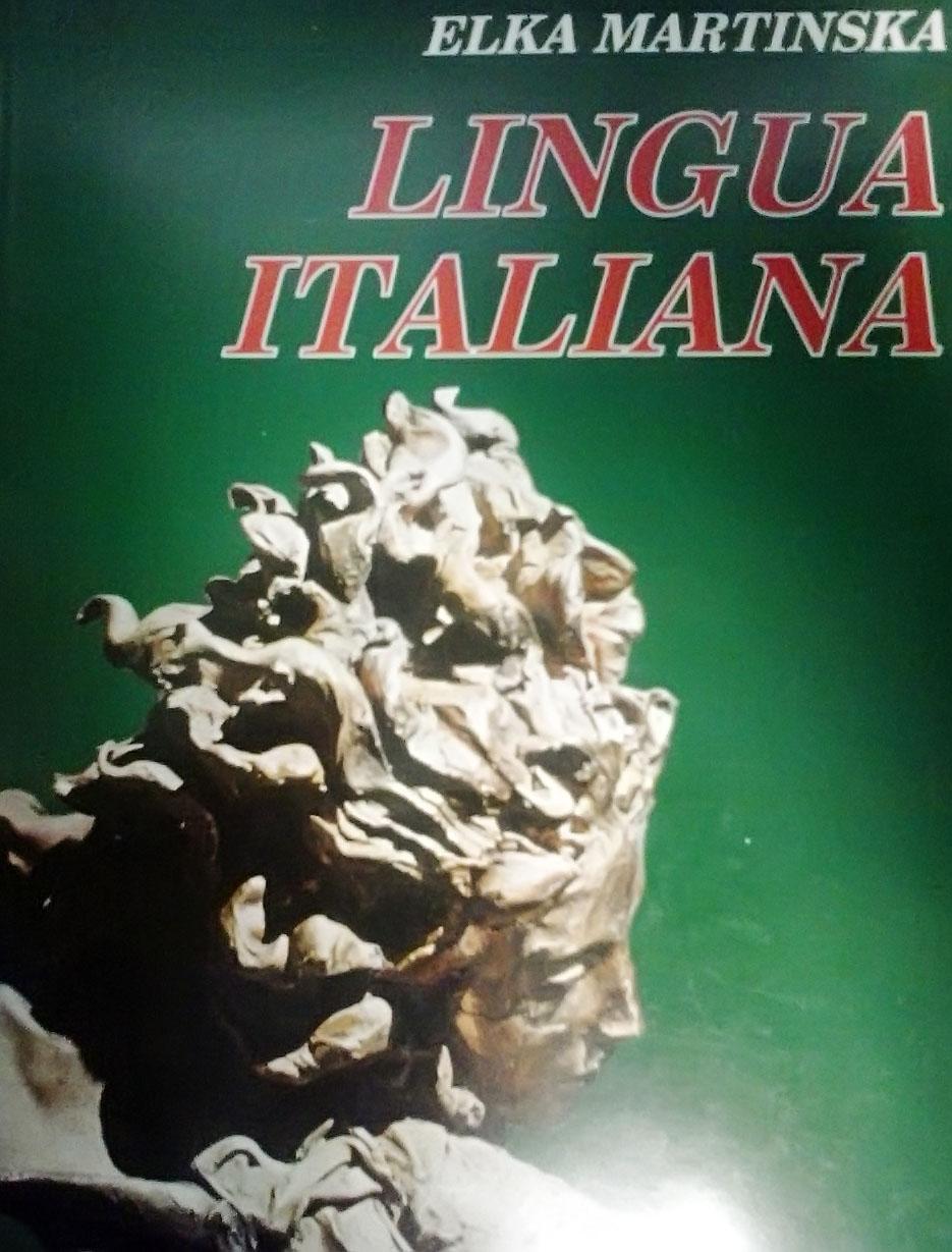 Lingua Italiana<br>Учебник по италиански език