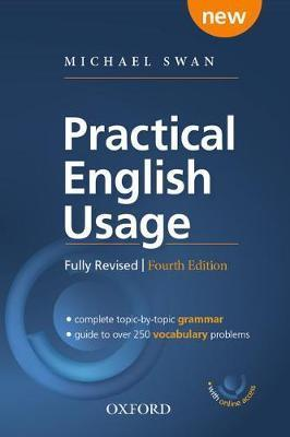 Practical English Usage, Paperback with online access.Fourth Edition