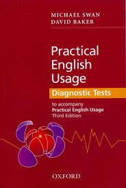 Practical English Usage Diagnostic Tests+ answers key, Third Edition