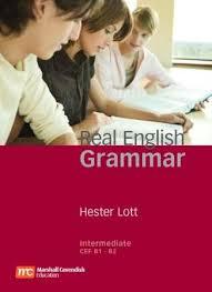 Real English Grammar Intermediate B1-B2 +Audio CD and answer key