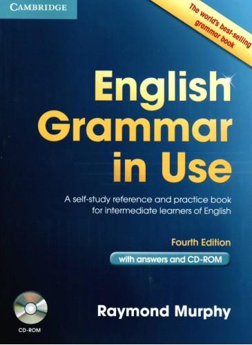 ENGLISH GRAMMAR IN USE FOURTH EDITION WITH ANSWERS AND CD- ROM/АНГЛИЙСКА ГРАМАТИКА С УПРАЖНЕНИЯ, ОТГОВОРИ И CD