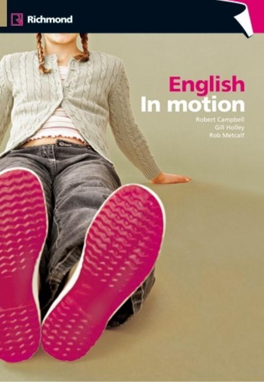 English in Motion учебник за 5 клас