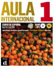 Aula internacional 1 Nueva edición Libro del alumno + CD- Учебна система по испански език ниво А1