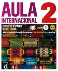 Aula internacional 2 Nueva edición Libro del alumno + CD- Учебна система по испански език ниво А2