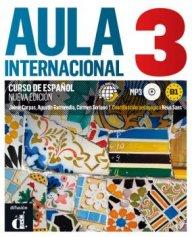 Aula internacional 3 Nueva edición Libro del alumno + CD- Учебна система по испански език ниво B1