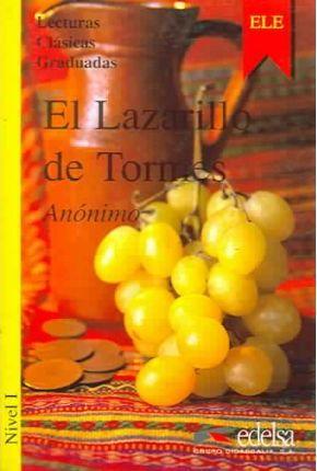 El Lazarillo De Tormes. Nivel 1- Адаптирана книга на испански за ниво А1.